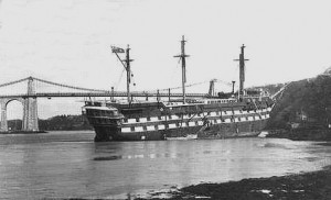 conway_aground